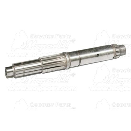 MTB kormányszár, átmérő: 1 col, kormánybefogó: 22.2mm / 25,4 mm, 100 mm tengely LYNX Német Minőség