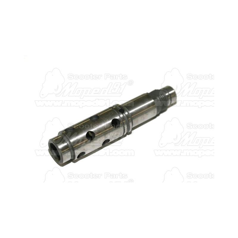BMX pótlábtartó acél (kilépő)14 mm-es tengely, 38x110 mm, 3/8 x 26TPI tengelyekre, fekete, párban LYNX Német Minőség