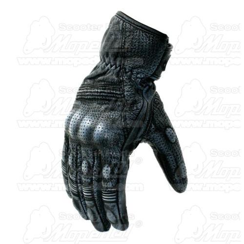 kerékpár nyereghuzat zselés, anatómiai, ergonomikus kialakítás, megfelel MTB, túra vagy verseny nyeregre, fekete színű, 290x175