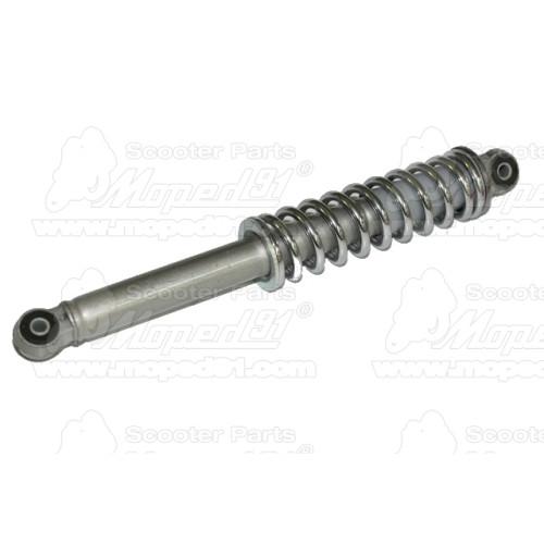 kerékpár nyereghuzat PVC, 20 mm-es párnázattal (nagy) Német Minőség
