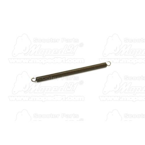 kerékpár lámpa hátsó OPTICA 1. (villogó)