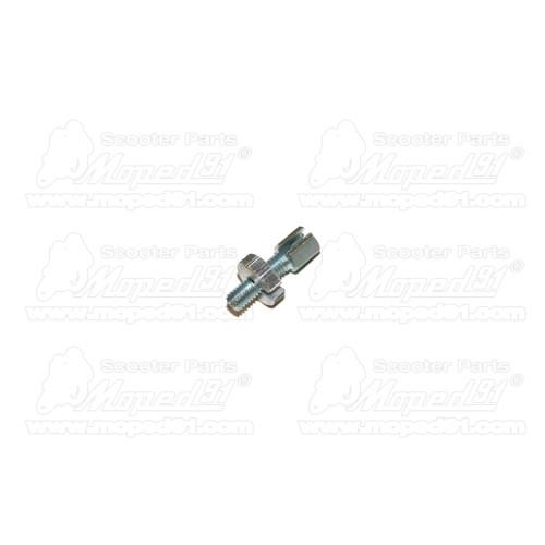 gázcső markolat SIMSON SCHWALBE KR51 / STAR (342905)