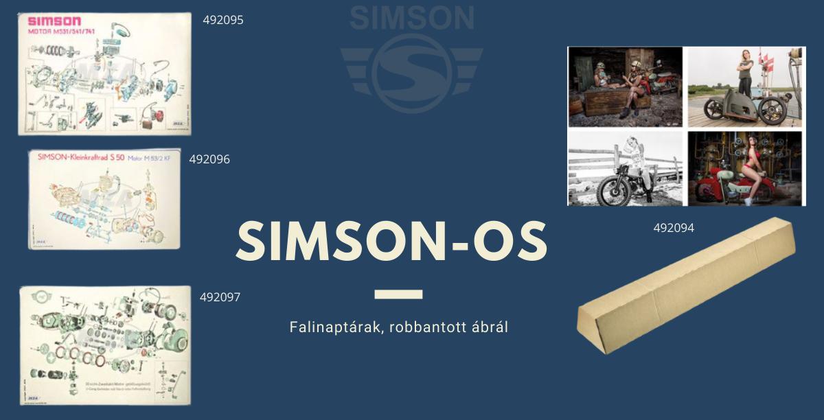 Simson MZA